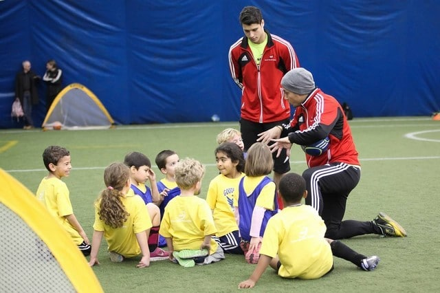 Midget football instructional videos