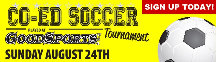 Summer Coed Soccer Tournament